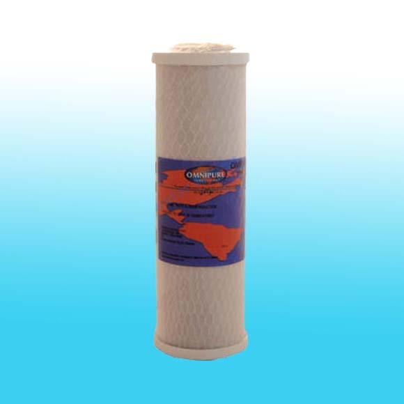 ไส้กรองน้ำ Omnipure Carbon Block Filter Cartrideg (USA)