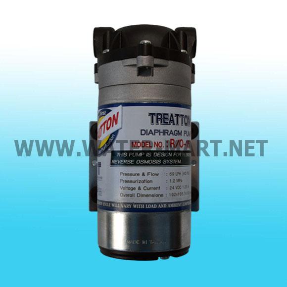 ปั๊มไดอะแฟรม TREATTON Diaphragm Pump RO 150 GPD