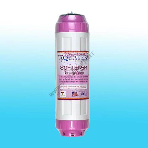 ไส้กรองน้ำเรซิ่น 10 นิ้ว AQUATEK Softener Cartridge Filter ขนาด 10 นิ้