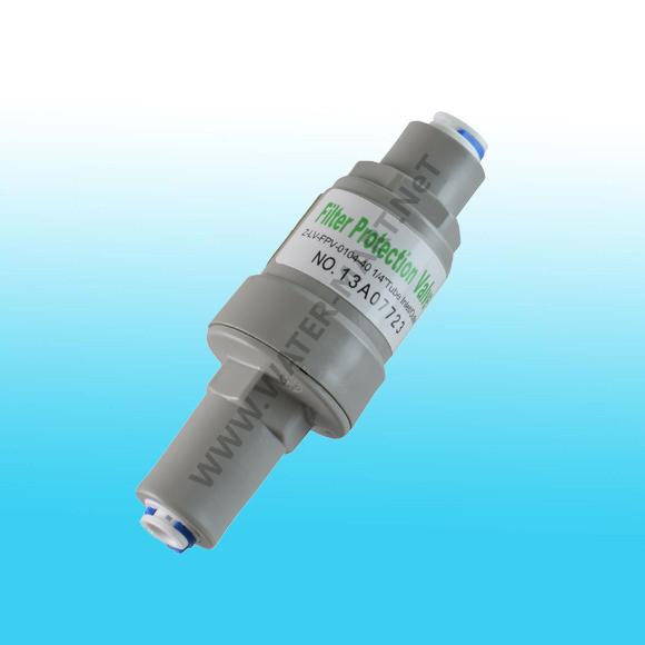 Pressure reducing valve วาล์วลดแรงดัน, Filter Protection Valve, วาล์วป้องกันเครืองกรองน้ำ