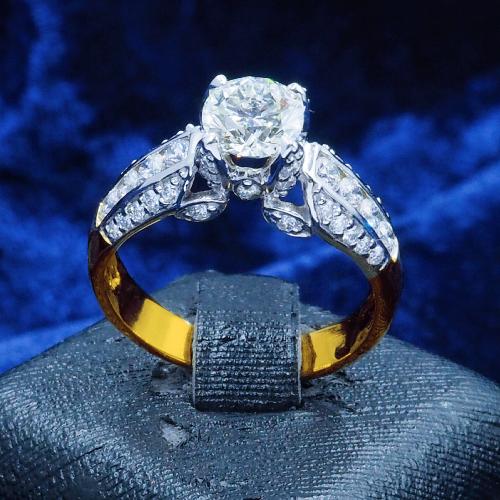 แหวนเพชร ราคา 112,224 บาท