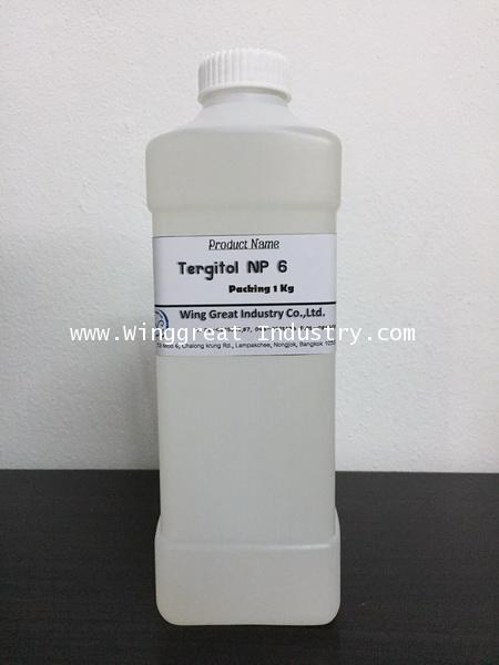 Tergitol NP-6, Emulsifier 6EO, เอ็นพี 6