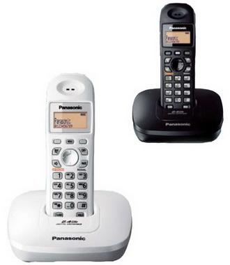 Panasonic เครื่องโทรศัพท์ไร้สายดิจิตอลรุ่น Kx-3611BX