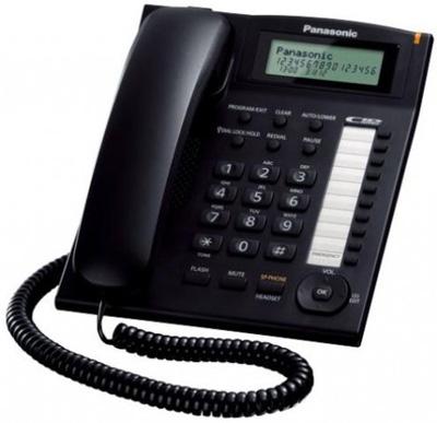 KX-TS880 โทรศัพท์มีสายพานาโซนิค