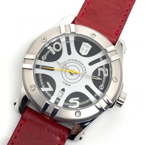 MINI Cooper MCA-4012 Automatic Date Unisex ขนาด 40 mm.   World Wide Watch Shop