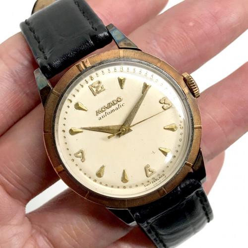 MOVADO Classic 1950 Automatic ครึ่งรอบ Unisex ขนาด 33 mm. | World Wide Watch Shop