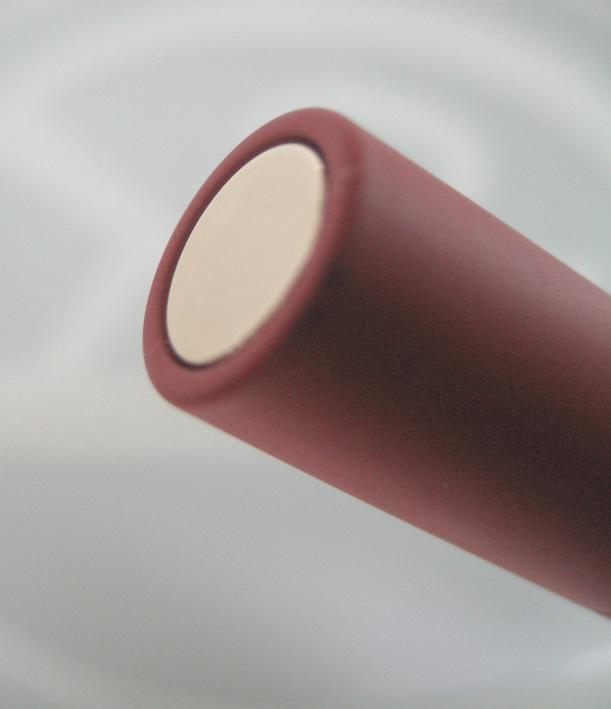 ปากกาหมึกเคมี PARKER ชุดเหน็บเคลือบทอง yellow gold ระบบหมึกซ่อนปลายปากเคมี ตัวด้ามแดงสลับทอง ระบบดึง 6