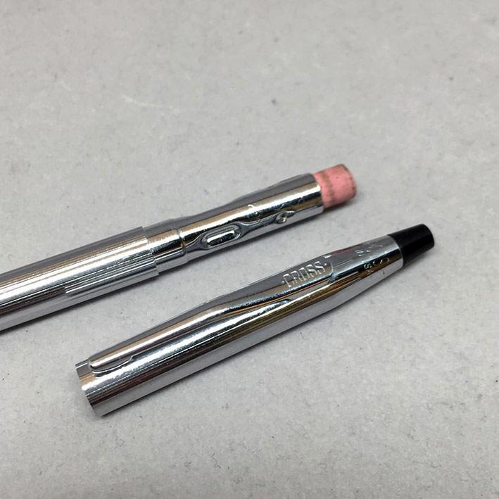 ดินสอไส้ cross USA ตัวเรือน steel สภาพใหม่ยังไม่ผ่านการใช้งาน 1