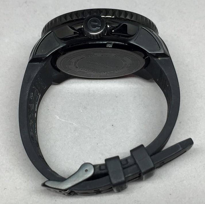 TENDENE World Time Back Digital Men's Watch Size 50 mm. (Fullset) 1