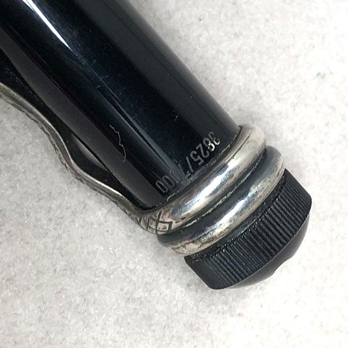 ดินสอ MONTBLANC 4810 ปี 1993 Limited 3825 / 7000 Agatha Christie ปลายเส้นไส้ดินสอ 0.5mm ตัวด้ามอครีล 7