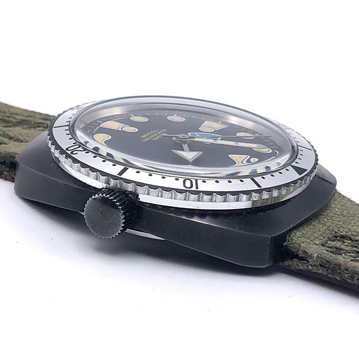 Military Watch BRIGATA PARACADUTISTI \quot; FORGORE \quot; automatic movement ขนาดตัวเรือน  37.5mm ห 2