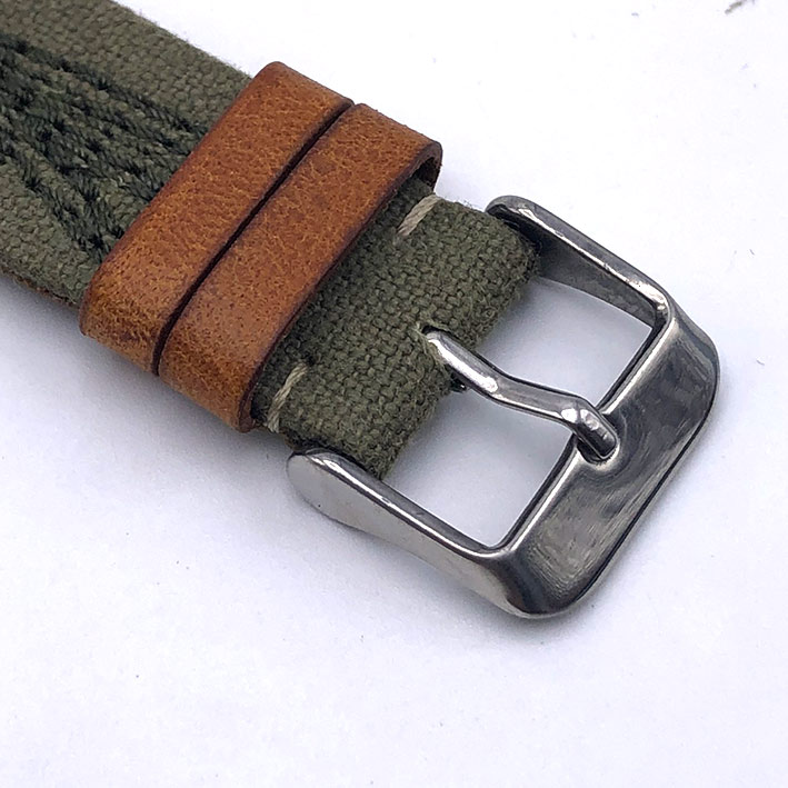 Military Watch BRIGATA PARACADUTISTI \quot; FORGORE \quot; automatic movement ขนาดตัวเรือน  37.5mm ห 3