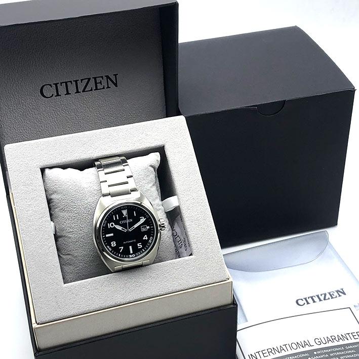CITIZEN Automatic NJ0100-89E Men\'s Watch ขนาด 42 mm.