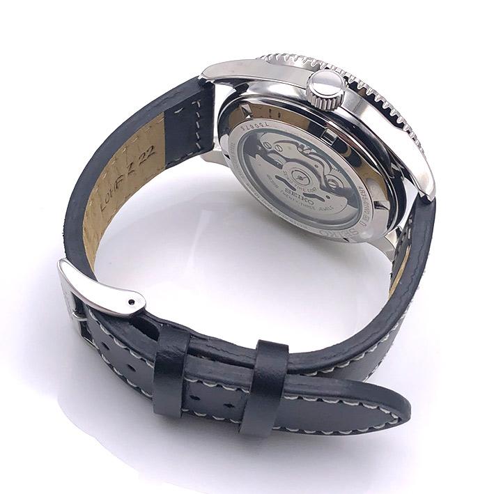SEIKO Prospex Sky SRPB61K1 Navitimer automatic men\'s watch ขนาด 44.7 mm. 5
