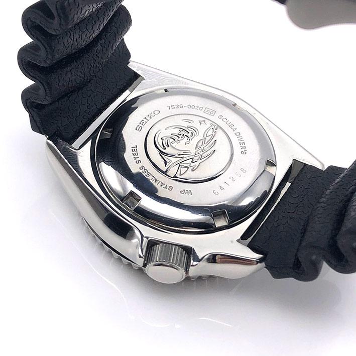 SEIKO Divers 200m 7S26.0020 automatic ขนาด 43x41 mm. 4