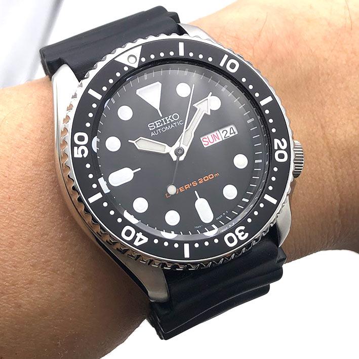 SEIKO Divers 200m 7S26.0020 automatic ขนาด 43x41 mm. 7
