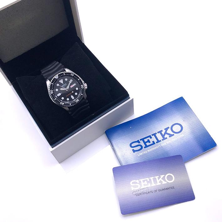 SEIKO Divers 200m 7S26.0020 automatic ขนาด 43x41 mm. 8
