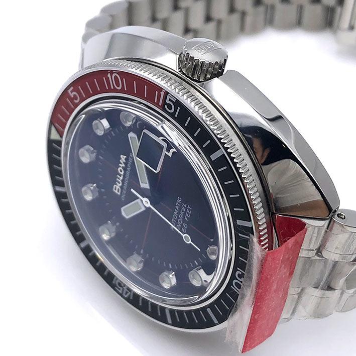BULOVA Snorkel 666 feet automatic men\'s watch ขนาด 41 mm. 3