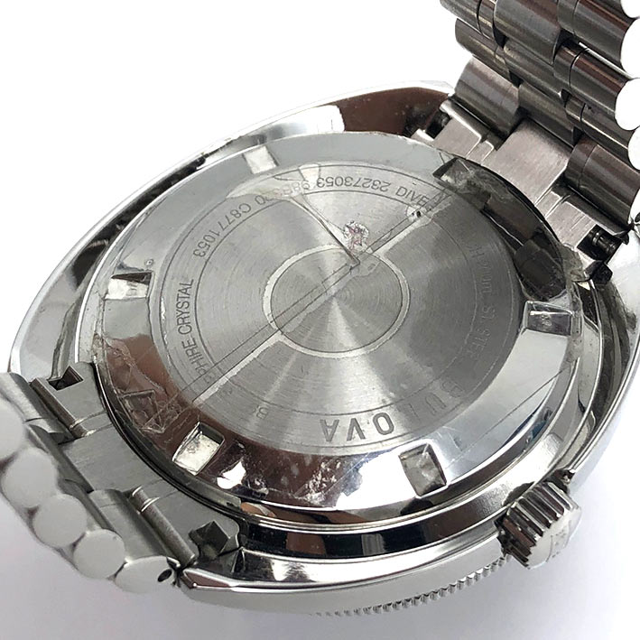 BULOVA Snorkel 666 feet automatic men\'s watch ขนาด 41 mm. 5