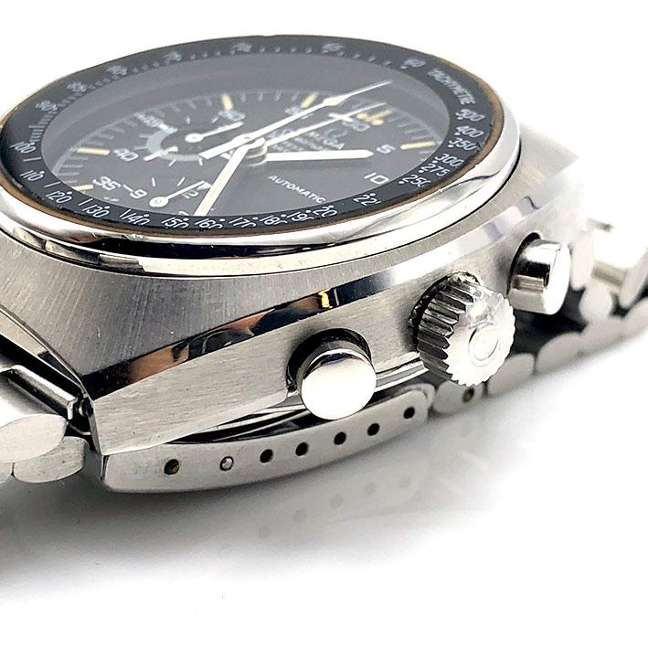 OMEGA Speedmaster Mark IV Automatic Chronograph Men\'s Watch ขนาด 42 mm. 2