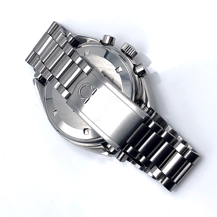OMEGA Speedmaster Mark IV Automatic Chronograph Men\'s Watch ขนาด 42 mm. 4