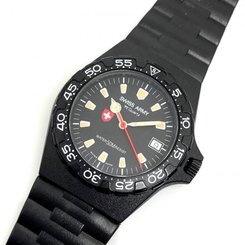 SWISS ARMY TNT 1754 Swiss Made Quartz Date Unisex ขนาด 39 mm. | World Wide Watch Shop
