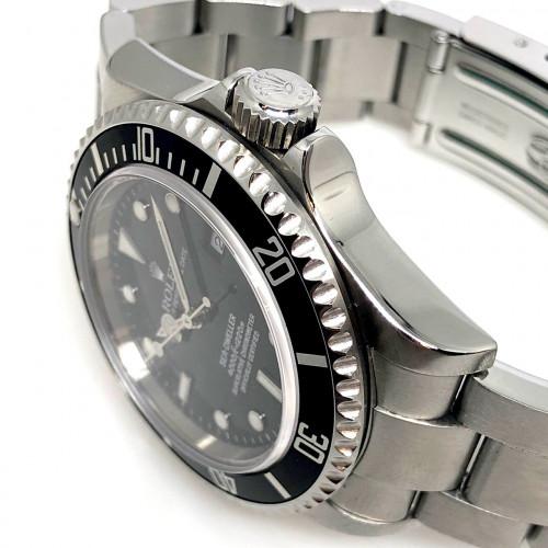 ROLEX Sea-Dweller 16600 D-Serial Automatic Date ขนาด 40 mm. (Fullset) | World Wide Watch Shop 1