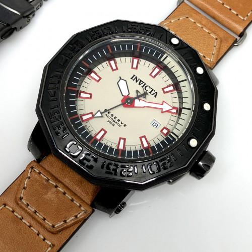 INVICTA Reserve Pro Diver 300m 23033 Automatic Date Men's Watch ขนาดตัวเรือน 54 mm. (Fullset)