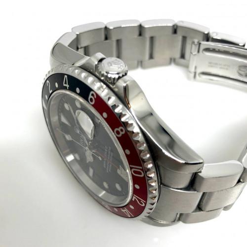 ROLEX GMT-Master II Coke 16710 D-Serial Automatic Date ขนาด 40 mm. (Fullset) | World Wide Watch Shop 1