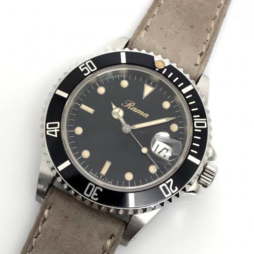 RAMA Swiss Watch 908S Automatic Date T25 Unisex ขนาด 40 mm. | World Wide Watch Shop