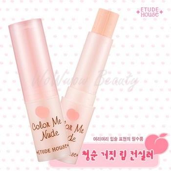 (เลิกผลิต) Etude House Color Me Nude Lip concealer ลิปคอนซีลเลอร์ ช่วยให้ลิปสติคติดทนนาน