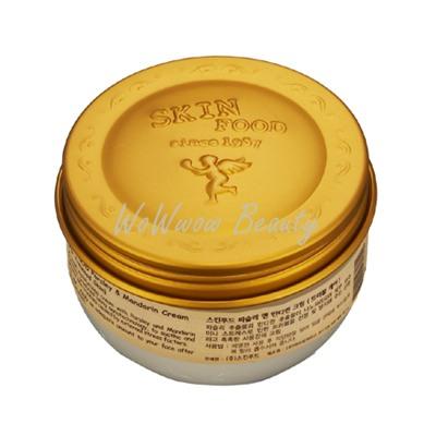 (Pre-order)skinfood Parsley Mandarin cream (for trouble skin)  ครีมบำรุงผิวสำหรับผิวเป็นสิวโดยเฉพาะ