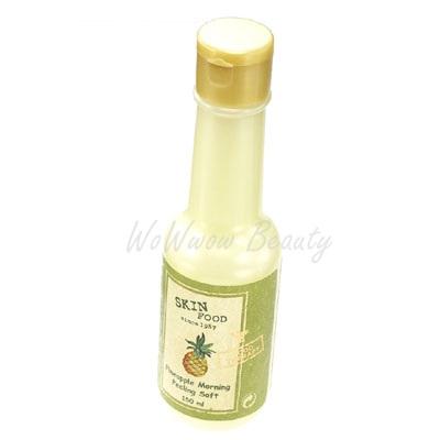 (Pre-order) Skinfood Pineapple morning peeling soft ช่วยขจัดผิวที่หมองคล้ำให้กระจ่างใส