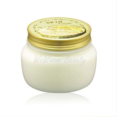 (Pre-order) Skinfood Fresh Lime Body Cream ครีมบำรุงผิวกลิ่นมะนาว หอมสดชื่น