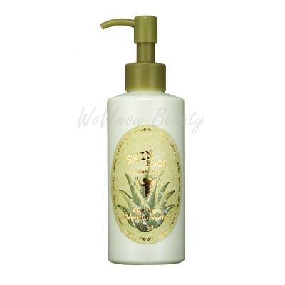 (Pre-order) Skinfood Aloe vera cleansing water ผลิตภัณฑ์ทำความสะอาดสูตรน้ำ ช่วยให้ผิวชุ่มชื้น