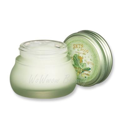 (Pre order)Skinfood Lettuce  Cucumber water jelly cream ครีมสกัดจากผักกาดหอม เพิ่มความชุ่มชื้น