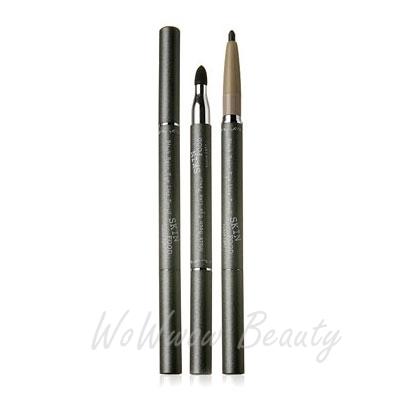 (Pre Order) Skinfood Black Bean Eye Line Pencil อายไลเนอร์แบบดินสอ เขียนง่าย ไม่แพนด้า