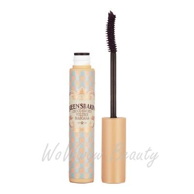 (Pre-order) Skinfood Queen\'s Baking Choco Smoky Volume Mascara มาสคาร่าสีม่วงเข้ม ช่วยให้ขนตาหนา