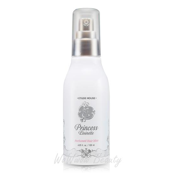 (เลิกผลิต) Etude House Perfumed Hair Mist (Princess Etoinette) สเปรย์น้ำหอมฉีดผมกลิ่นดอกไม้นานาชนิด