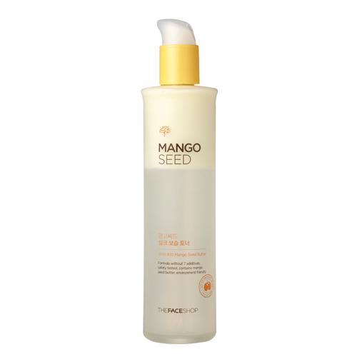 (Pre Order)The Face Shop Mango Seed Silk Moisturizing Toner โทนเนอร์ปรับสภาพผิว มอบความชุ่มชื้น