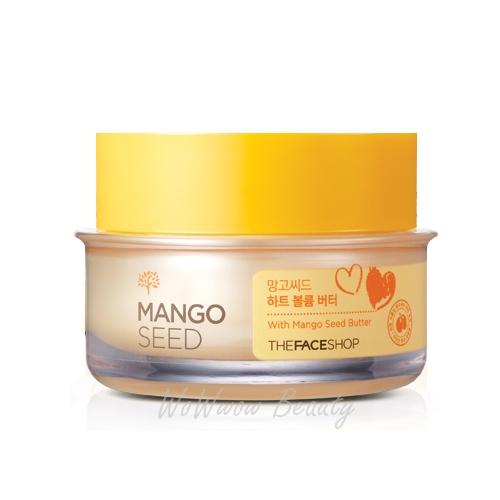(Pre Order)The Face Shop Mango Seed With Mango Seed Butter ครีมเพิ่มความชุ่มชื้นให้ผิวหน้า