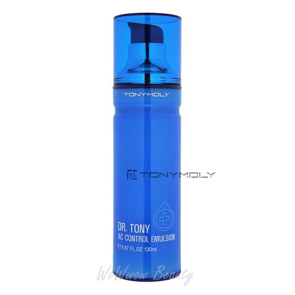 (Pre-order) Tony Moly Dr. Tony AC control Emulsion สูตรป้องกันและรักษาสิวโดยเฉพาะ สิวยุบไวทันใจ
