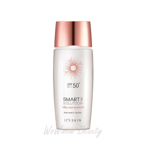 (Pre Order) It\'s Skin Smart Solution 365 Silky Sun Essence spf 50 pa+++กันแดดสูตรน้ำนม ไม่เหนียว