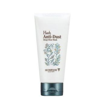 (Pre Order) Skinfood Herb Anti Dust Deep Cleansing Foam โฟมทำความสะอาดได้ล้ำลึก ปกป้องผิวจากมลภาวะ