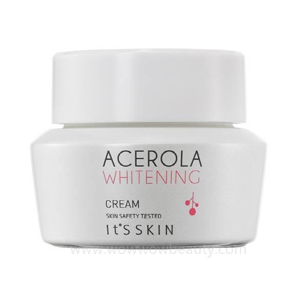(Pre Order) It\'s Skin Acerola Whitening Cream ครีมอุดมด้วยวิตามินซี ช่วยปรับผิวให้ขาวกระจ่างใส