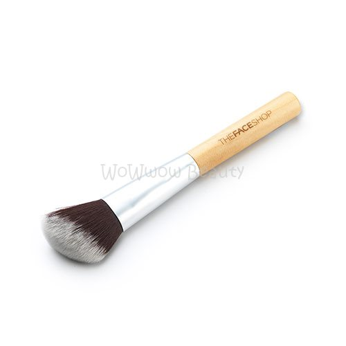 (Pre Order) The Face Shop Daily Beauty Tools Blusher and Shading Brush แปรงปัดแก้ม เฉดดิ้ง