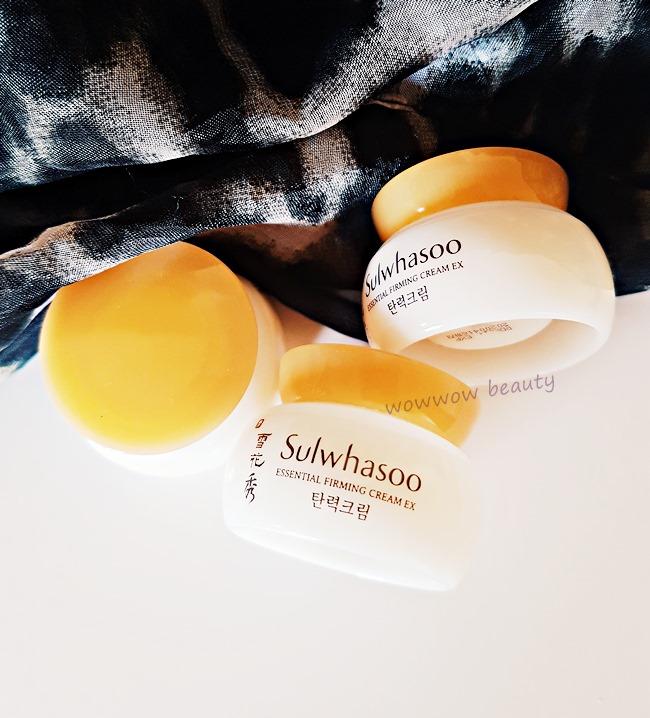 (พร้อมส่ง) Tester Sulwhasoo Essential Firming Cream Ex 5ml. บำรุงผิวให้เฟิร์มตึงกระชับ ด้วยคุณค่าโสม