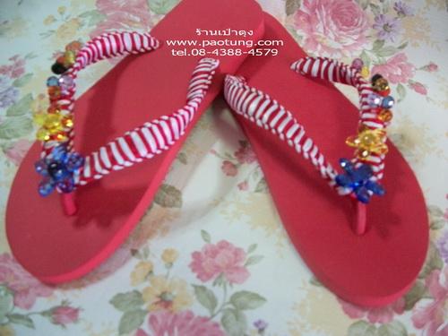 รองเท้าแตะ Hand Made ขายถูก