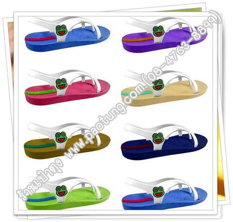 รองเท้าkuboro แบบสวมสีสดใสขายส่ง