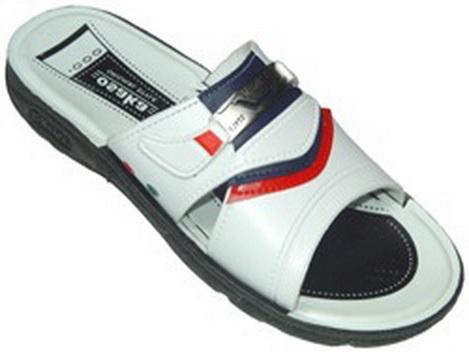 รองเท้าแตะำลำลองแบบสวมผู้ชายขายถูก(561)